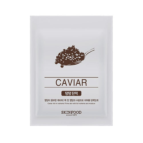 Skinfood Beauty In A Mask Sheet (Caviar)