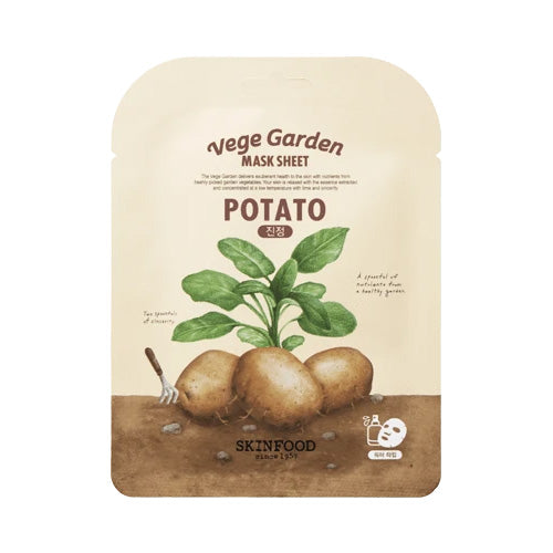 Skinfood Vege Garden Potato Mask Sheet
