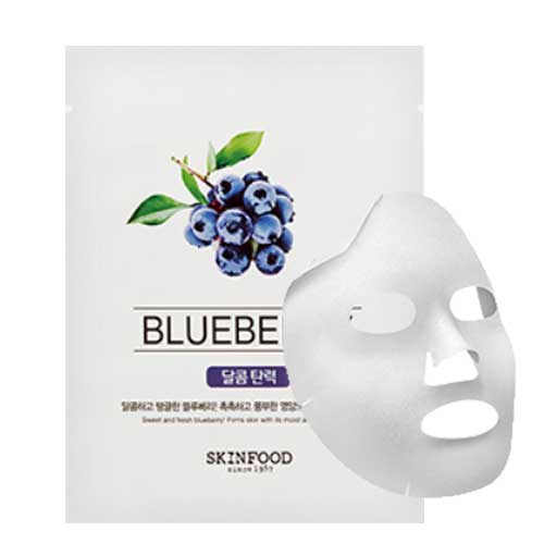 Skinfood Beauty In A Mask Sheet (Blueberry)