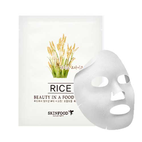 Skinfood Beauty In A Mask Sheet (Rice)
