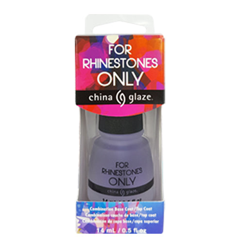 For Rhinestones Only Base Coat & Top Coat