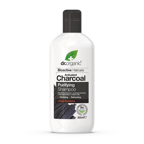 dr. Organic Activated Charcoal Shampoo 265ml [Expiry Date: 10/2022]