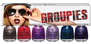 Rebel Collection - Groupies 6 Piece Micro Mini Pack