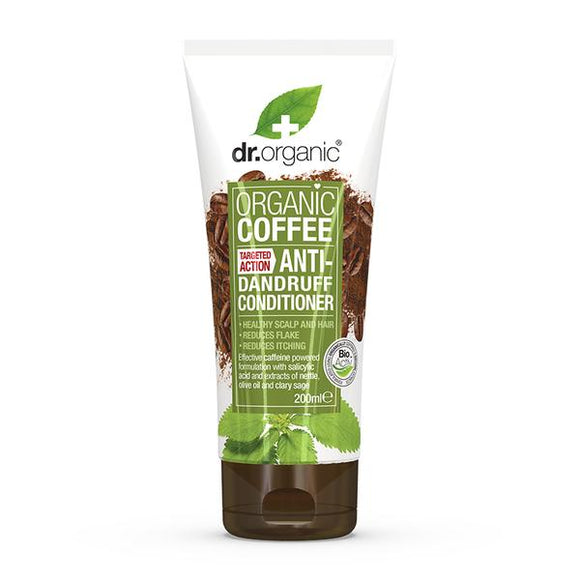 dr. Organic Coffee Anti Dandruff Conditioner