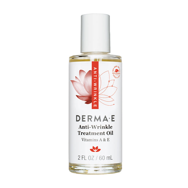 Derma E Anti-Wrinkle Treatment Oil [Expiry Date:12/21]