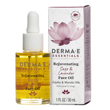 Derma E Essentials Rejuvenating Face Oil Sage & Lavender