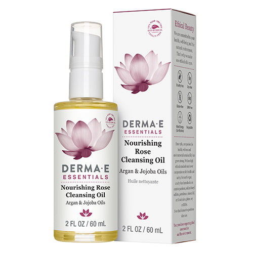 Derma E Essentials Nourishing Rose Cleansing Oil ( Expiry Date: 5/2021 )