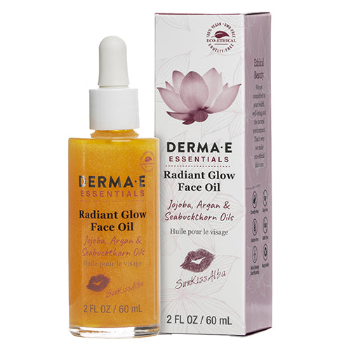 Derma E Essentials Sunkiss Alba Radiant Glow Face Oil (WITHOUT BOX)[Expiry Date:02/2021]