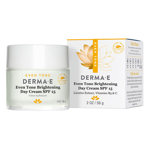 Derma E Even Tone Brightening Day Cream SPF 15