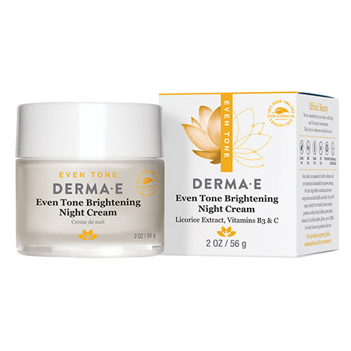 Derma E Even Tone Brightening Night Cream
