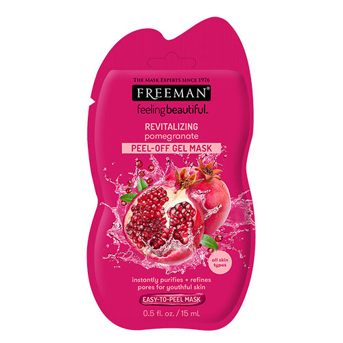 Pomegranate Peel-Off Gel Mask (15ml Sachet)