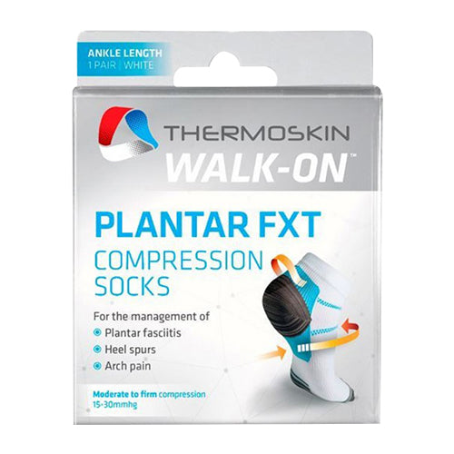 Thermoskin Plantar FXT Compression Socks - Ankle (1Pair)