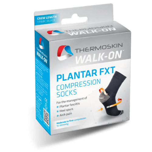 Plantar FXT Compression Socks - Crew