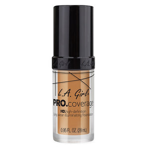 L.A Girl PRO COVERAGE HD FOUNDATION - NUDE