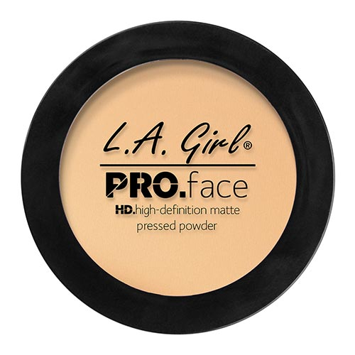 HD PRO FACE PRESSED POWDER - CREAMY NATURAL