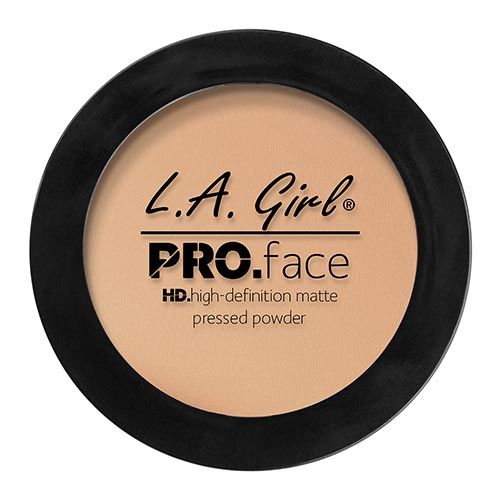 HD PRO FACE PRESSED POWDER - NUDE