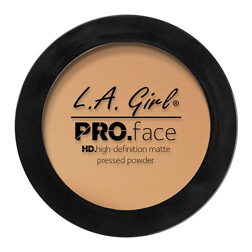 L.A Girl HD PRO FACE PRESSED POWDER - MEDIUM BEIGE