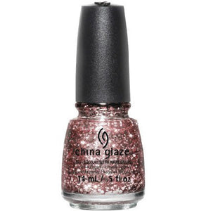 China Glaze Nail Polish- I Pink I Can