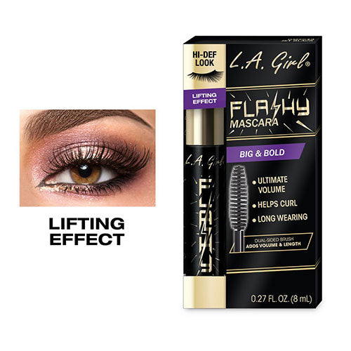 L.A Girl FLASHY MASCARA - BLACK