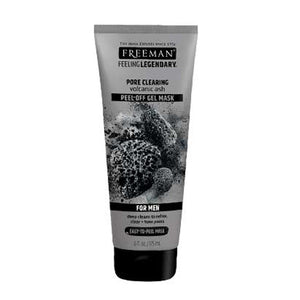Pore Clearing Peel-Off Mask with Volcanic Ash (For Men)