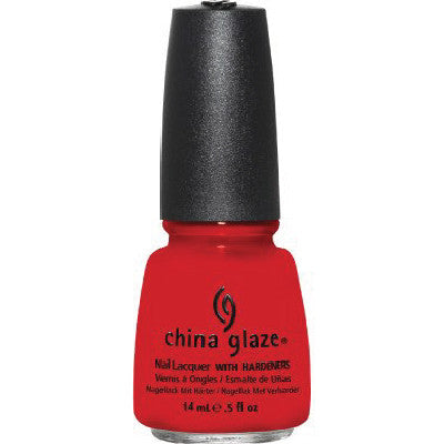 China Glaze Roguish Red