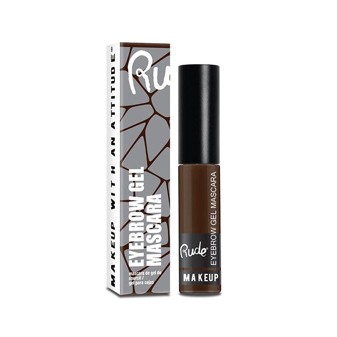 RUDE Eyebrow Gel Mascara - Cappucino