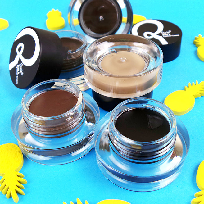 RUDE Peepshow Brow & Eyeliner Cream - One on One