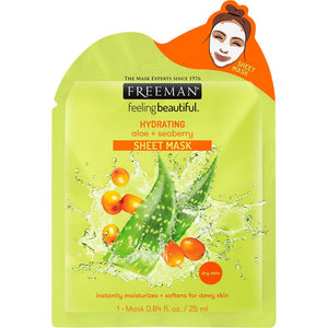 Hydrating Aloe + Seaberry Sheet Mask