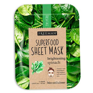 Freeman Beauty SUPERFOOD Brightening Spinach