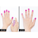 Coloured Nail Spray (Magenta)