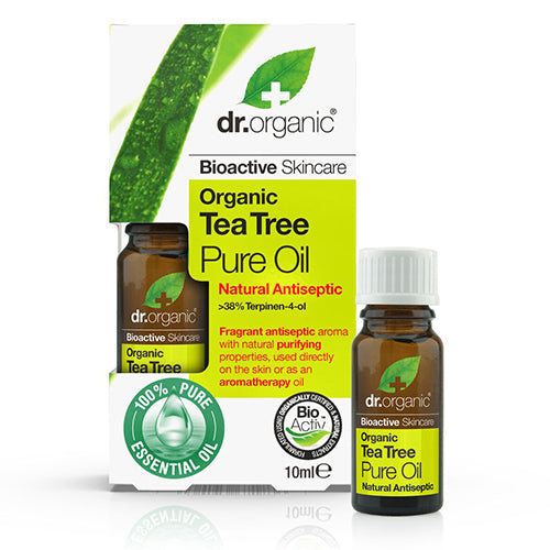 Organic Tea Tree Pure Oil