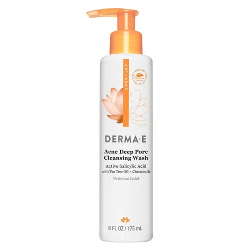 Derma E Acne Deep Pore Cleansing Wash