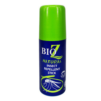 BioZ Natural Insect Repellent Stick [FREE NoItch Cream]