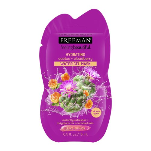 Freeman Beauty Cactus + Cloudberry Water Gel Mask (Sachet 15ml)