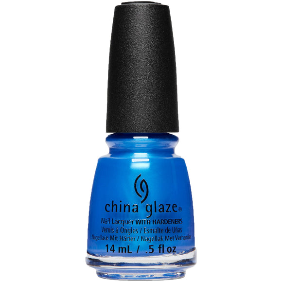China Glaze Crushin' on Blue