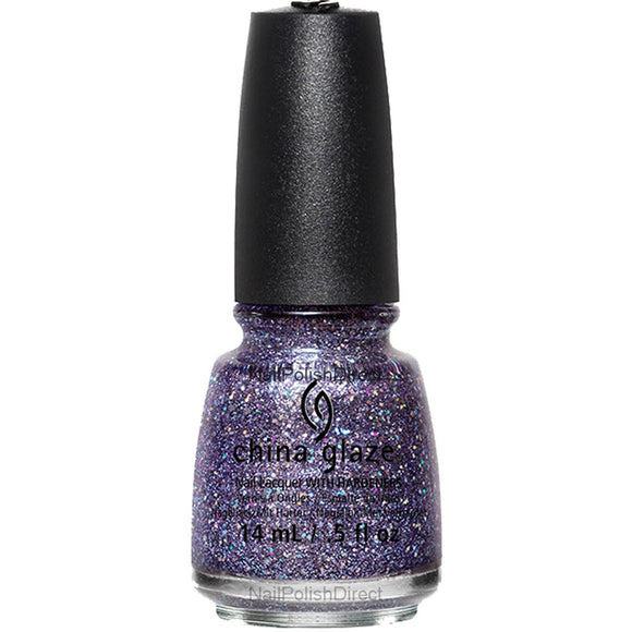 China Glaze Pick Me Up Purple