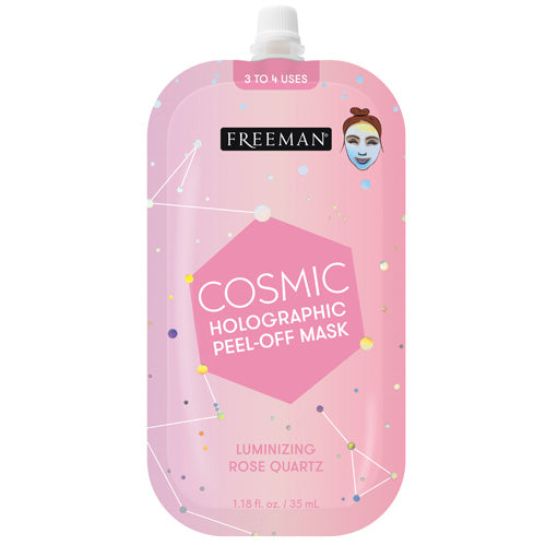 Freeman Cosmic Holographic Luminizing Rose Quartz (35ML)