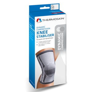Thermoskin Dynamic Targeted Compression Knee Stabiliser 2 in 1