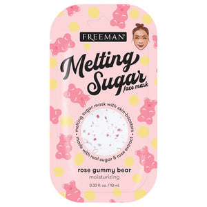 Freeman Beauty Melting Sugar Rose Gummy Bear (10ml Sachet)