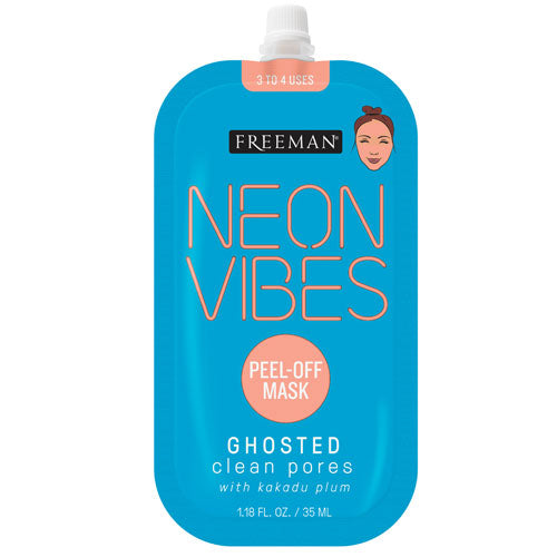 Freeman Beauty Neon Vibes Ghosted Peel Off Mask With Kakadu Plum (35ml)