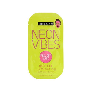 Freeman Beauty Neon Vibes Get Lit Peel Off Mask With Goji Berry (10ml)