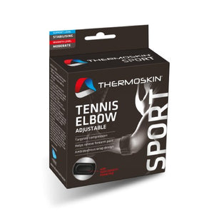 Thermoskin Sport Tennis / Golfer Elbow Tendon Pad with G7 Trioxon Flex Lining