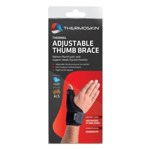 Thermoskin Thermal Adjustable Thumb Brace