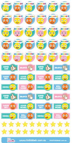 KidzLabels-merit-stickers