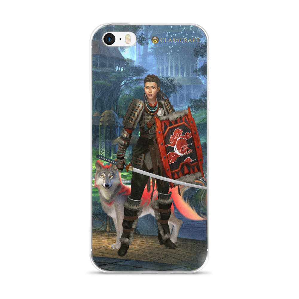 Samurai iPhone 5/5s/Se, 6/6s, 6/6s Plus Case