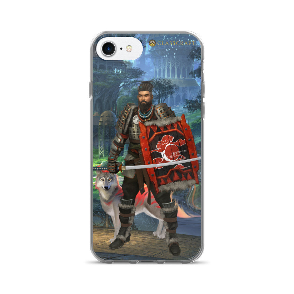 Samurai iPhone 7/7 Plus Case