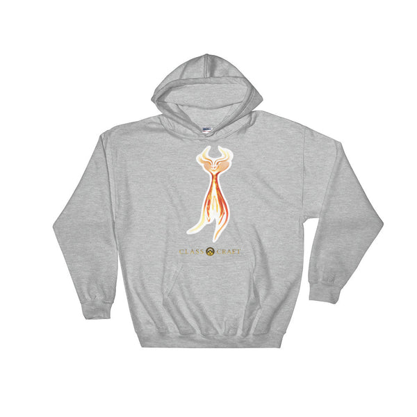 Patches Hooded Sweatshirt