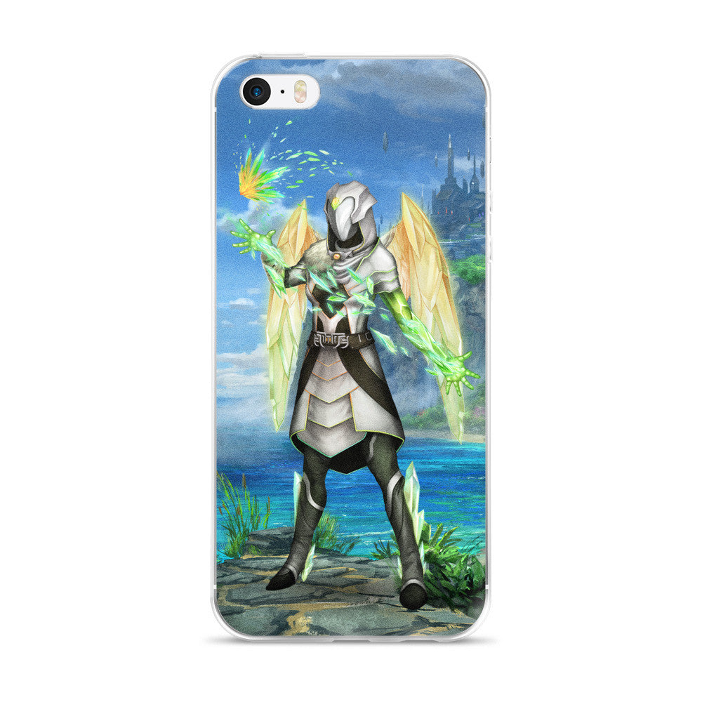 Enchanter iPhone 5/5s/Se, 6/6s, 6/6s Plus Case