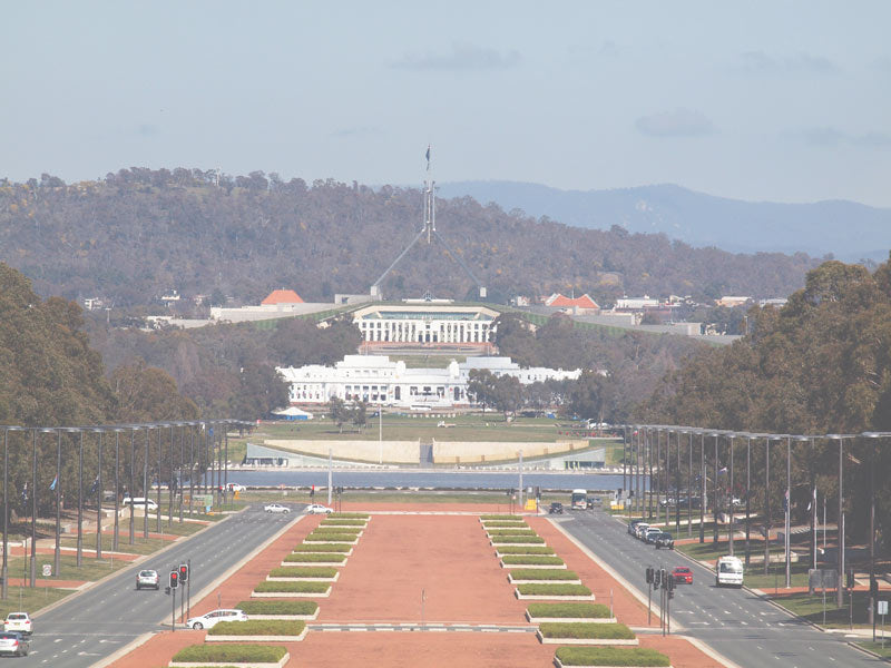 The Architecture in Canberra