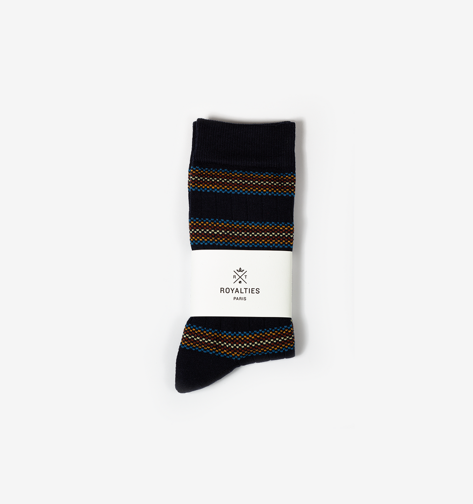 Charly Sock Blue